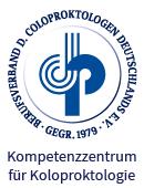Logo: Kompetenzzentrum für Koloproktologie des BCD e.V.
